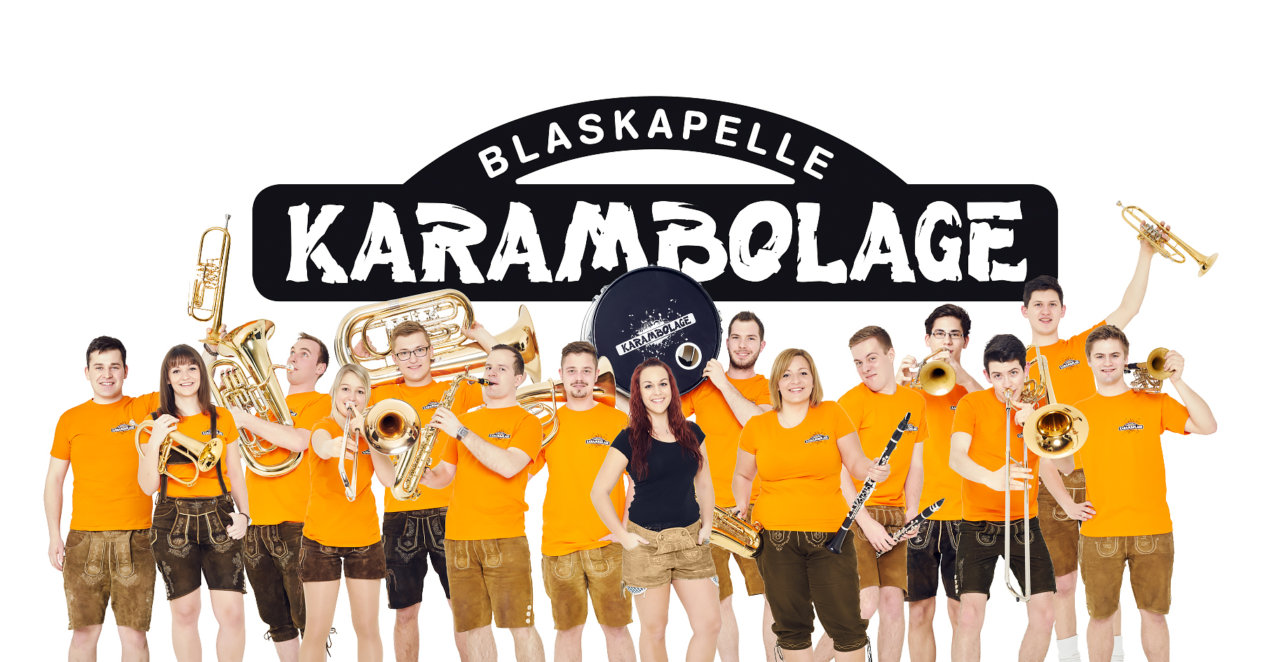 Blaskapelle Karambolage