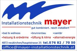 Mayer Installationstechnik